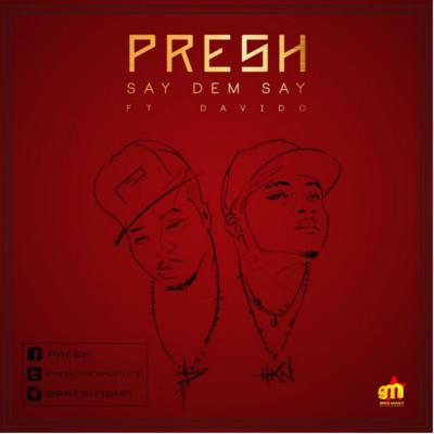 Say Dem Say (Single)