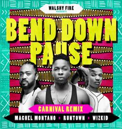 Bend Down Pause Remix