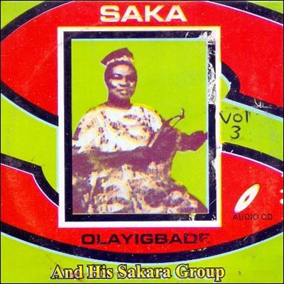 Alhaji Chief Saka Olayigbade