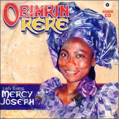 Lady Evang Mercy Joseph