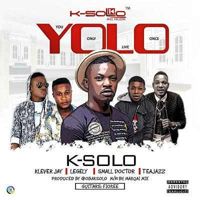 K-Solo | Small Doctor | Klever Jay | Legely | Tea Jazz