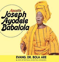 Apostle Joseph Ayodele Babalola