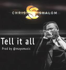 I Will Tell It(Single)