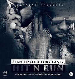 HITnRUN FEAT. TORY LANEZ(single)