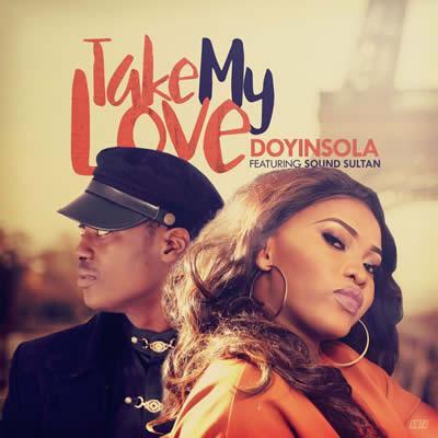 Take My Love (Single)