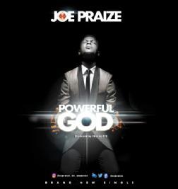 Powerful God (Single)