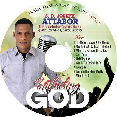 Unfailing God
