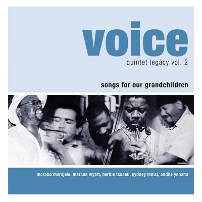 Quintet Legacy, Vol. 2 (Songs for Our Grandchildren)