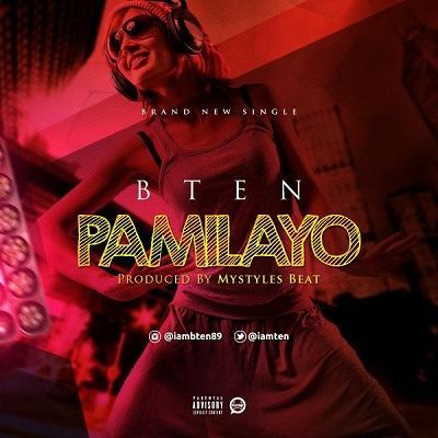 Pamilayo (Single)