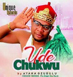 Ude Chukwu(Single)