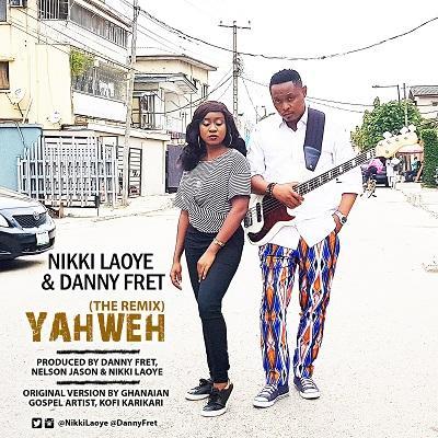 Yahweh REMIX(single)