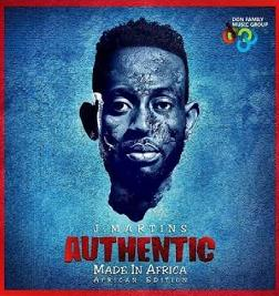 Authentic (Made in Africa) African Edition (Album)